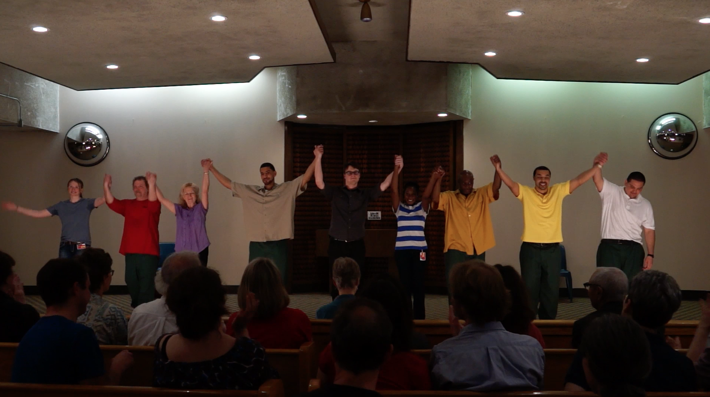 The-curtain-call.-Left-to-right-Blaize-Nate-Judy-Leroy-Nick-Sandra-Michael-Demetrius-and-David-e1430406744813