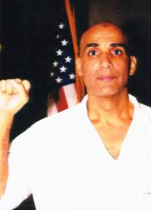 "TDCJ prisoner, Keith ""Malik"" Washington."